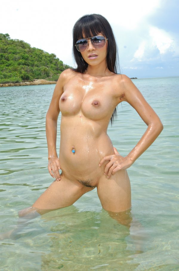 Thailand busty babe mintra
